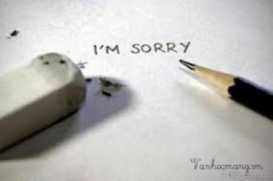 Một lần tha thứ