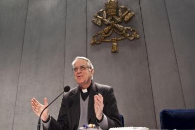 """""""Nhân vật truyền thông của năm"""": linh mục Federico Lombardi"""