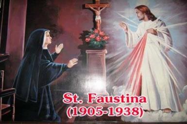Thánh Maria Faustina:Tông đồ của lòng Chúa thương xót