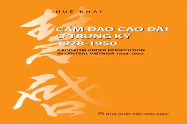 Cấm Đạo Cao Đài Ở Trung Kỳ (1928-1950) [1]