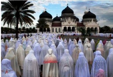 Một kinh nghiệm gặp gỡ tín đồ Islam tại Indonesia