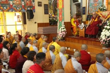 Ấn Độ: Pháp hội dành cho người Việt