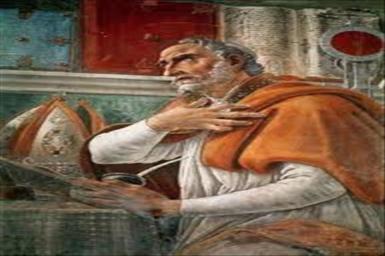 Thánh Âu-Tinh, Giám mục, Tiến sĩ Hội Thánh (354-430)