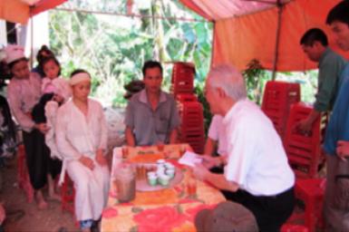 Ủy Ban BAXH-HĐGMVN: Chuyến đi đến với người nghèo tại Ninh Bình