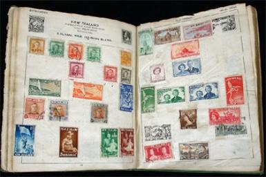 Bộ sưu tập tem của Emilio