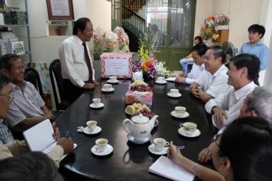Hội đồng Tinh thần tôn giáo Baha'i VN tiếp đoàn Ban Tôn giáo Chính phủ