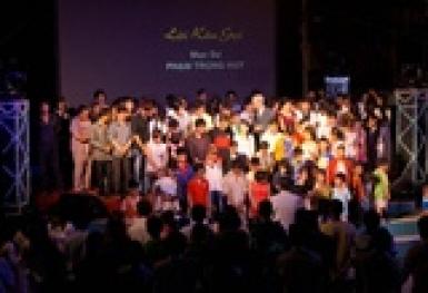 Ơn Cứu Rỗi tuôn đổ tại Hội Thánh Tin Lành Tô Hiến Thành