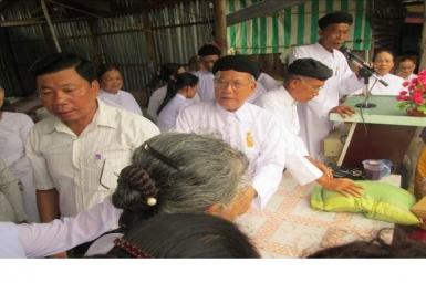 Cà Mau: Họ đạo Sài Gòn làm từ thiện tại Sông Đốc