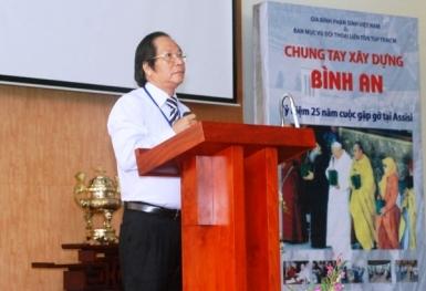 Bài phát biểu của Cộng đồng Tôn giáo Baha`i ngày 27.10.2011