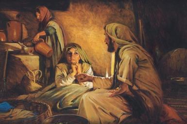 Lắng nghe Lời Chúa: Tin Mừng CN XVI TN (C) bằng hình ảnh