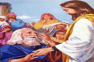 Đức tin chữa lành bệnh tật: Tin Mừng CN XXX TN bằng hình ảnh