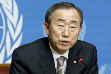 Tổng Thư ký LHQ Ban Ki-moon gởi thông điệp mừng lễ Phật Đản