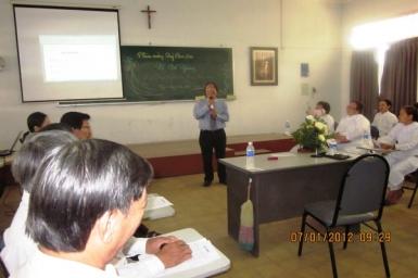Cảm nhận từ buổi Bế mạc khóa học Đối thoại Liên tôn