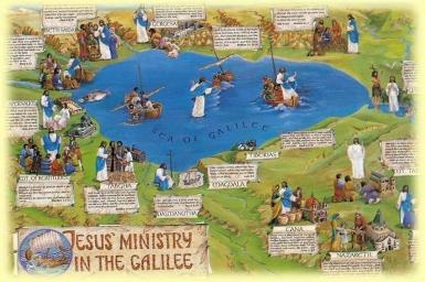 Bước theo tiếng Chúa: Tin Mừng Chúa Nhật III TN năm B