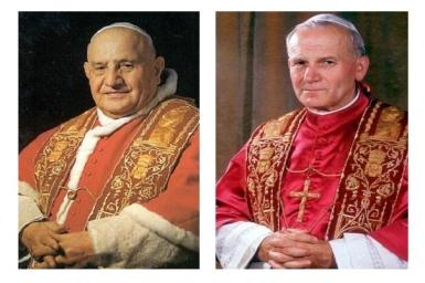Công bố Ngày tuyên thánh cho hai Chân phước Giáo hoàng Gioan Phaolô II và Gioan XXIII
