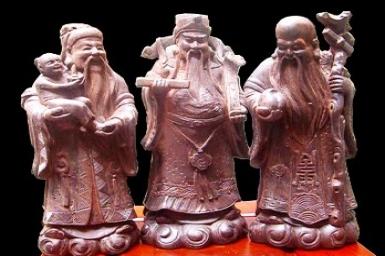Tìm hiểu lời chúc Phúc - Lộc - Thọ