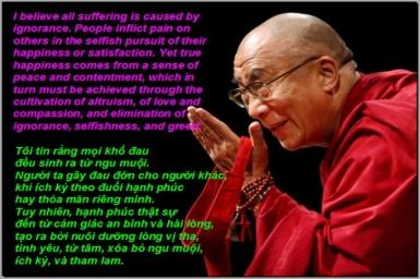 Khổ đau - Hạnh phúc