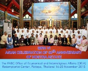 Hội nghị Giám mục về Liên tôn lần thứ VI (BIRA VI)