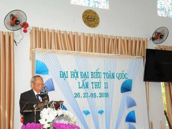 Cáo phó: Ông Nguyễn Thức, Hội đồng Tinh thần Tôn giáo Baha`i VN