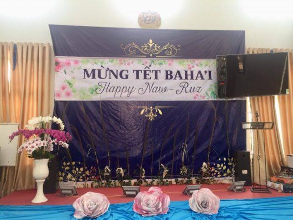 Cộng đồng Tôn giáo Baha'i Việt Nam đón Tết Naw-ruz