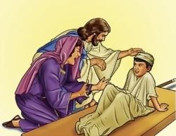 Niềm tin sống lại: Tin Mừng CN X TN C bằng hình ảnh