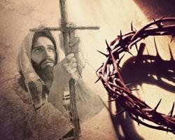 Đường Thập giá: Tin Mừng CN Lễ Lá bằng hình ảnh