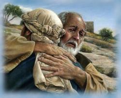 Phúc Âm Chúa nhật IV Mùa Chay bằng hình ảnh