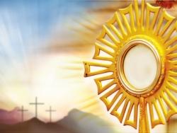 Mình Máu Thánh Chúa: Tin Mừng CN lễ Mình Máu Thánh Chúa bằng hình ảnh