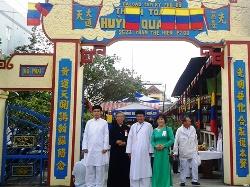 Thánh tòa Vô Vi Huỳnh Quang Sắc: kỷ niệm 83 năm thành lập