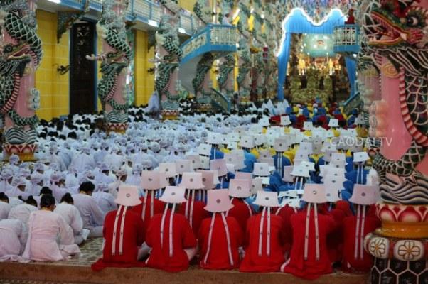 Đại lễ Hội Yến Diêu Trì Cung năm Kỷ Hợi 2019 tại Tòa Thánh Tây Ninh