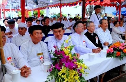Lễ kỷ niệm 84 năm thành lập TT Vô Vi Huỳnh Quang Sắc (12.10.2019)