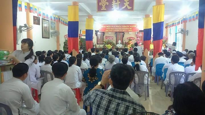 Hội Thánh Cao Đài Thượng Đế tổ chức Đại hội Nhân Sanh