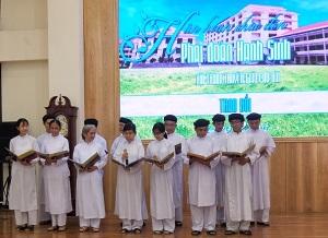 HT Truyền giáo Cao Đài thăm Đại chủng viện Sài Gòn