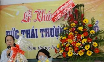 Lễ Kỷ niệm Khánh đản Đức Thái Thượng Đạo Tổ