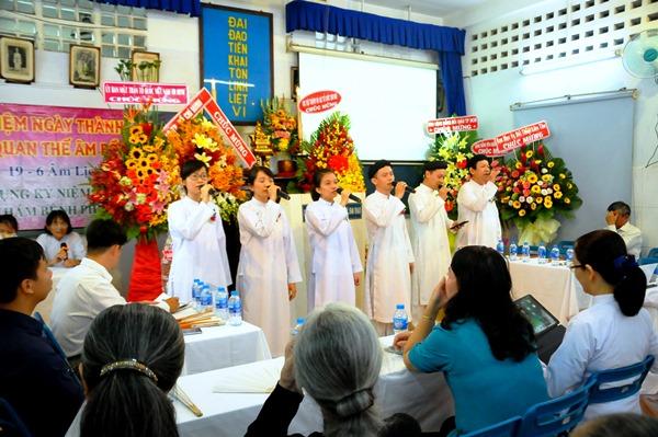 CQPTGLĐĐ : Lễ Kỷ niệm Ngày Thành đạo của Đức Quan Thế Âm Bồ Tát