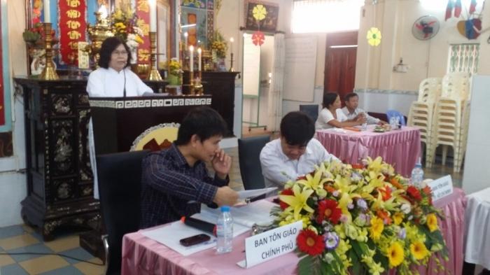 Hội thảo về tác động của đạo Cao Đài trong đời sống văn hóa xã hội
