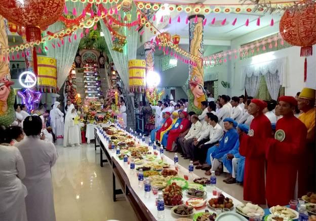 Khả năng đóng góp của Tôn giáo Cao Đài vào nền văn hóa đạo đức nhân loại