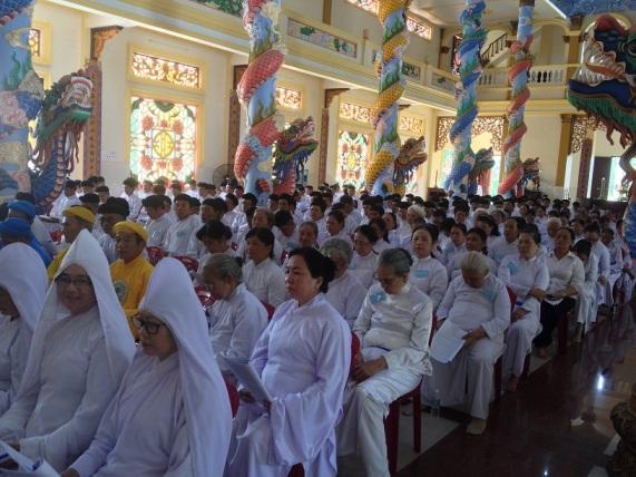 Hội thánh Cao Đài Tiên Thiên tổ chức hội nghị Đại biểu Nhơn sanh lần thứ II