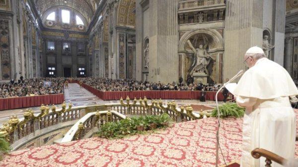 ĐGH Phanxicô tiếp 2.500 tín hữu thuộc giáo phận Benevento
