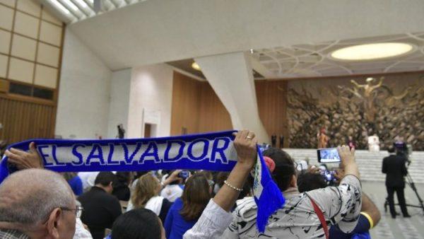 ĐGH Phanxicô tiếp 5 ngàn tín hữu El Salvador