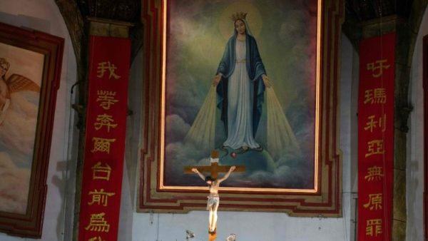Một Giám mục Trung Quốc lại bị chính quyền bắt giam