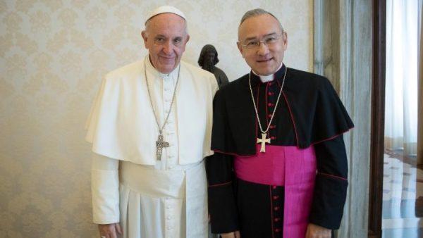 ĐGH Phanxicô bổ nhiệm tân Phụ tá Quốc Vụ Khanh Tòa Thánh