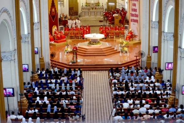 Bài giảng Lễ Bế mạc Năm Thánh Lòng Thương Xót