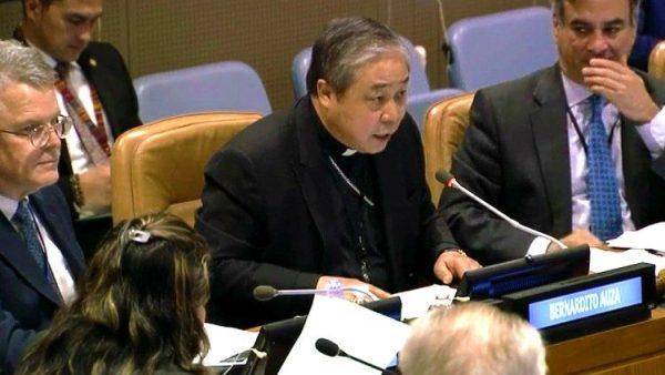 Tòa Thánh kêu gọi tôn trọng nhân quyền khi chống khủng bố