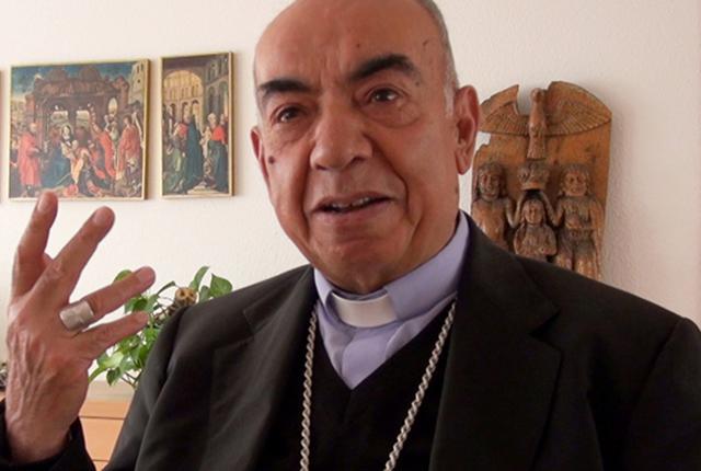 """""""Giáo hội Syria chúng tôi lên án mọi thứ bạo lực, bất cứ từ đâu đến"""""""
