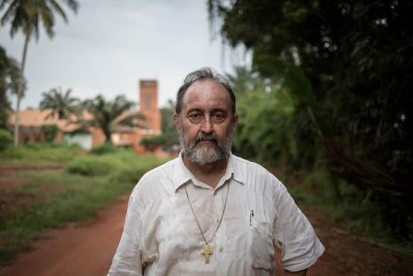 Cộng hoà Trung Phi: Chủng viện cung cấp nơi trú ẩn cho người Hồi giáo