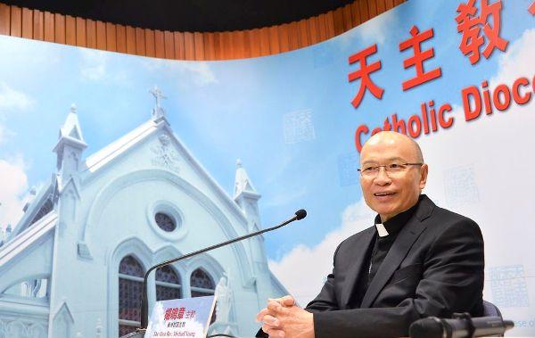 Giáo phận Hong Kong tổ chức tháng cầu nguyện cho Giáo hội