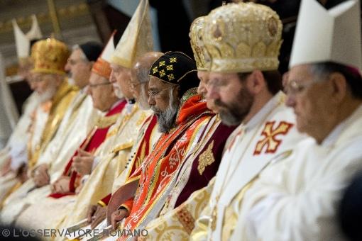 Các giám mục Công giáo Đông phương: Hội nhập chứ không đồng hoá