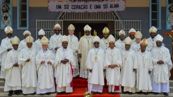 ĐGH Phanxicô tiếp kiến các GM Angola và Sao Tomé Principe