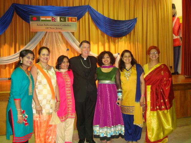 Cộng đồng Nam Á tại Mỹ gắn kết nhờ đức tin